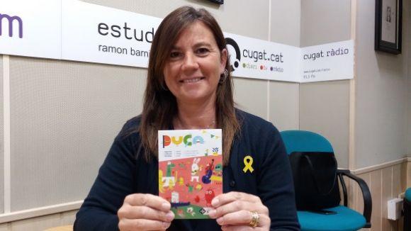 Maria Farriol: 'L'equip de la 'Puça' coneix de primera mà què es cou a les fires i mostres infantils'