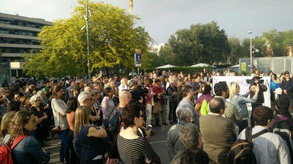 Sant Cugat alça la veu contra la sentència de 'La Manada'