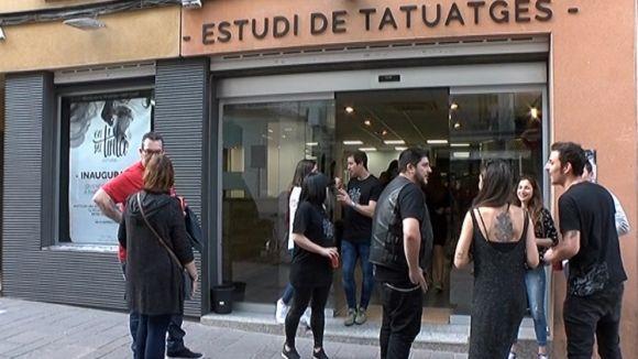 Neix un nou espai de tatuatges a Sant Cugat