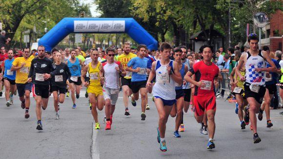 La Mitja Marató - Campionat d'Espanya arriba aquest diumenge amb 1.700 inscrits