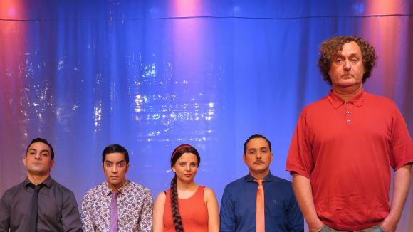 Gabriel Chamé posa en escena al Teatre-Auditori una particular adaptació d''Othelo'