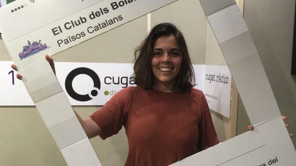 La menorquina Anna Ferrer passa per 'El Club dels Bolats'