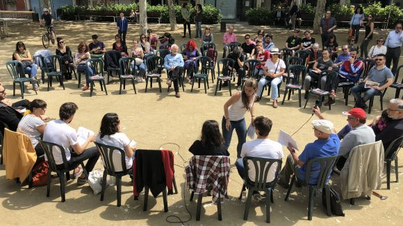 El Comitè del Primer de Maig reuneix diferents lluites sota el paraigua dels objectius comuns