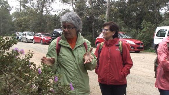 La Floresta aporta el seu gra de sorra a la competició mundial Biomarató
