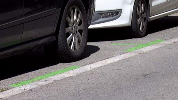 L'Ajuntament millorarà la seguretat a l'aparcament de l'avinguda de Roquetes