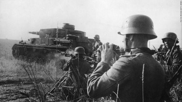 Tropes alemanyes al front soviètic / Foto: CC World War II in Pictures