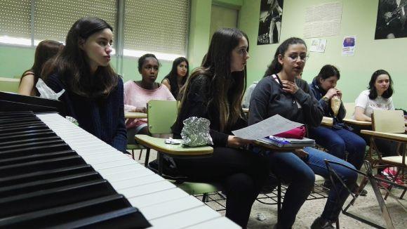 La coral del Leonardo cantarà per la igualtat a la Trobada de Corals del Vallès Occidental