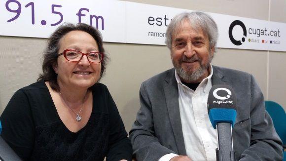 Carme Reverte i Josep Canals