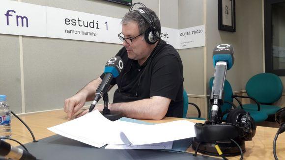 L'historiador local Juanjo Cortés