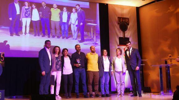 La Xarxa, amb Cugat.cat, Premi Ràdio Associació a l'Excel·lència per la cobertura de l'1-O