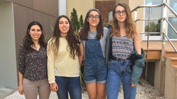 Les alumnes de l'Avenç i de l'Europa participaran a la sessió internacional de l'European Youth Parliament