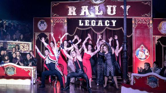 Les caravanes del Raluy arriben a Sant Cugat amb la nova etapa del Circ Raluy Legacy
