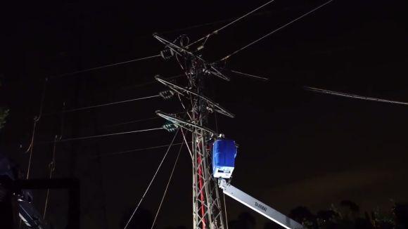 Endesa tanca una anella elèctrica al Vallès Occidental per millorar el servei a Sant Cugat