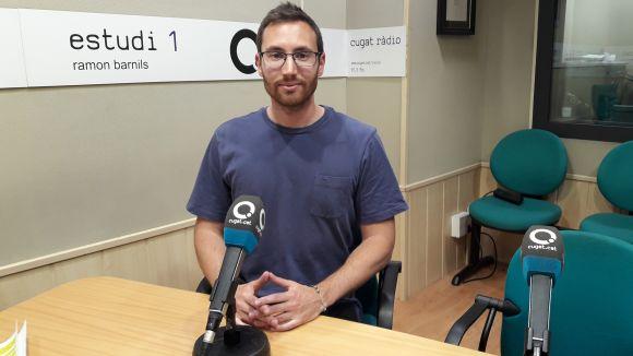El psicòleg Andrés Halty de León
