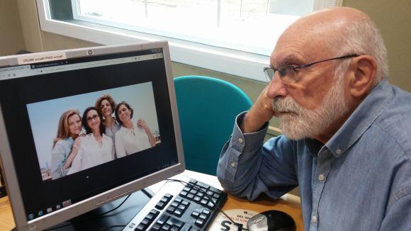 Eduard Jener cita 'Les noies de Mossbank Road' al 'Molta Comèdia'