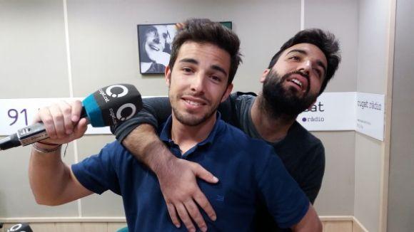 Àlex Massana i Martí González són els nostres Amaia i Alfred