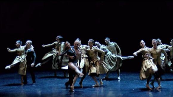 El Malandain Ballet Biarritz recrea al Teatre-Auditori les dualitats entre ésser humà i bèstia