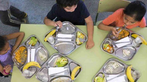 La Generalitat descarta aplicar el decret de menjadors el proper curs