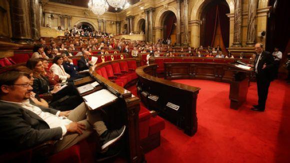 Conesa fa confiança al candidat a la presidència Quim Torra