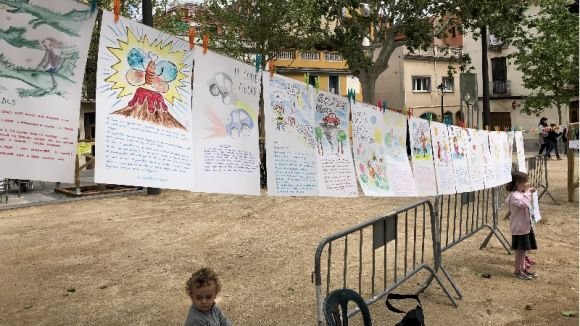 La 24a Festa del Llibre Gegant torna a acostar la literatura i la creativitat als més petits