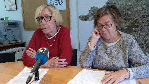 ICV-EUiA rebutja el nou Pla d'Igualtat de Sant Cugat