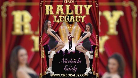 Coneix els guanyadors del sorteig d'entrades per al Circ Raluy