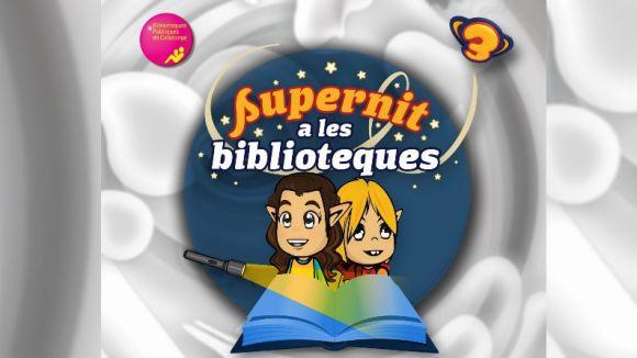 El Super3 convoca els nens i nenes per una missió a les biblioteques el 25 de maig