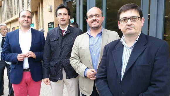El PP reprova a Sant Cugat les piulades de Torra i mostra la seva 'preocupació'