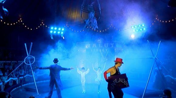 El Circ Raluy Legacy fa reviure la màgia del circ amb el nou espectacle a Sant Cugat