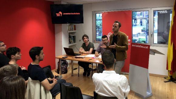 La JSC Vallès Oest reelegeix a Sant Cugat Eloi Guerrero com a primer secretari i reivindica 'l'opció socialista'