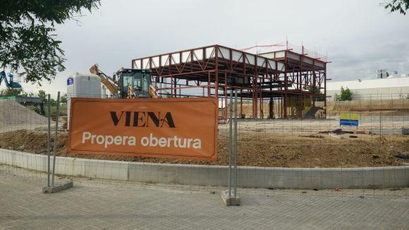 Viena engega les obres d'un nou establiment a Sant Cugat