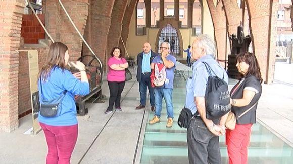 El passat vinícola de Sant Cugat pren protagonisme amb un itinerari per diferents espais de la ciutat