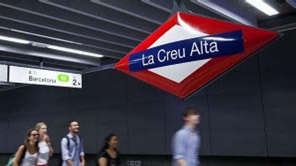 FGC començarà al juny les obres per millorar l'estació de la Creu Alta de Sabadell de la línia S2