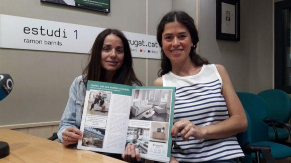 Nawish, negoci dedicat al disseny de mobles a mida, a l'espai 'Flash Deco'