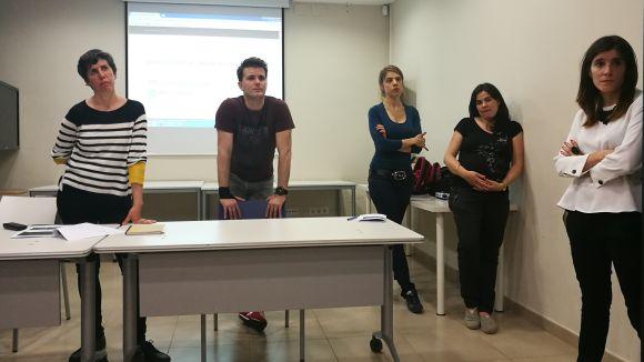 El grup 13a Escola no veu la tercera línia de La Mirada com a solució a la manca de places al centre
