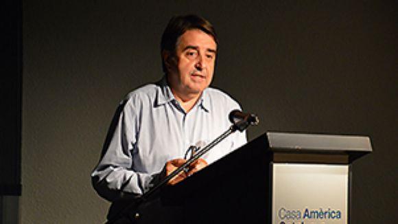 Antoni Traveria en una imatge d'arxiu / Foto: Casa Amèrica Catalunya