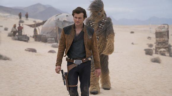 Les estrenes de cinema a Sant Cugat s'avancen amb 'Han Solo: Una Historia de Star Wars'