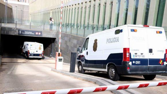 Llibertat provisional per al santcugatenc investigat en el cas contra la Diputació de Barcelona