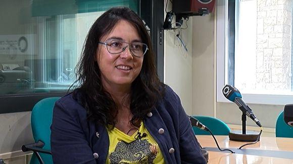 Diana Riba recorda que l'acostament de Romeva i la resta de presos 'no és cap fita'