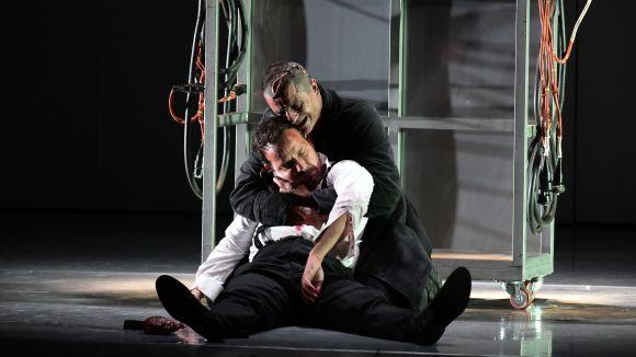 'Frankestein' reflexiona al Teatre-Auditori sobre la dualitat entre el bé i el mal