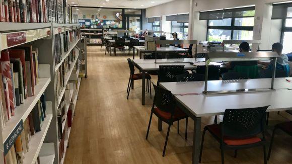 La biblioteca de Valldoreix amplia l'horari aquest desembre