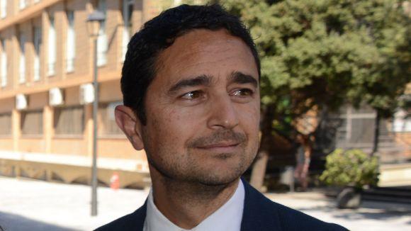 Damià Calvet: 'Era ignominiós que l'Estat intentés bloquejar la formació del govern 'sine die''