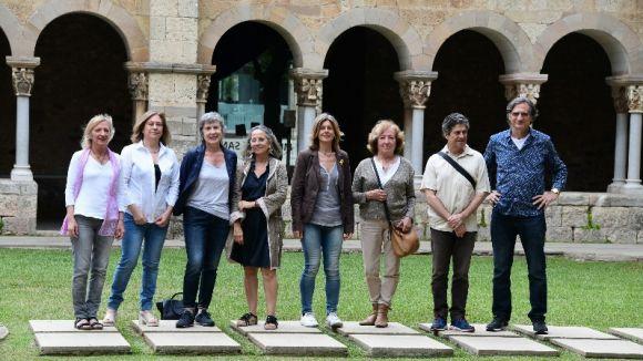 Alguns dels participants de la Nit de l'Art d'enguany / Foto: Localpres