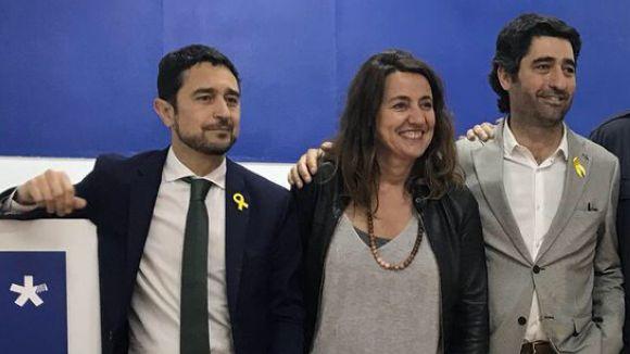 Calvet i Puigneró, els consellers santcugatencs del nou govern de la Generalitat