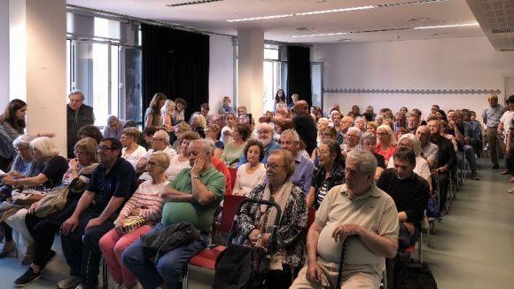 Celebrat el sorteig dels 32 habitatges públics per a gent gran de Rius i Taulet