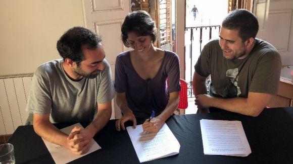 El GESC comença a caminar amb el projecte 'Les Herbes de la Rural de Collserola'