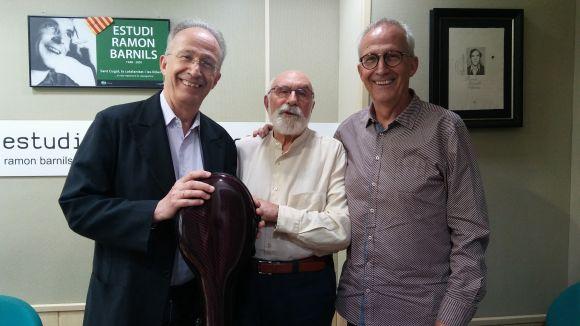 Els germans Claret visiten el 'Molta Comèdia' per celebrar els 50 anys de trajectòria professional