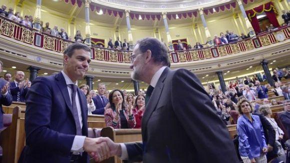 Els grups municipals reaccionen a l'elecció de Pedro Sánchez com a nou president del govern espanyol