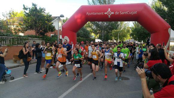 La cursa solidària 'Metres de vida' recapta al voltant de 6.000 euros per a la lluita contra el càncer