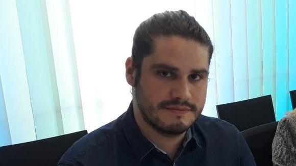 Èric Gómez, nou cap de Relacions Institucionals del departament de Justícia